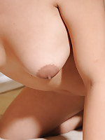 Ladyboy Mira is such a bombshell with her big tits and hard cock.